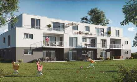 NEUBAU: großzügige 4-Zimmer-Wohnung mit Garten