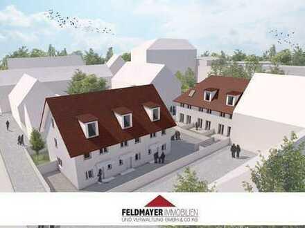 Stadthäuser Neubau, zentrale Lage, Massivbauweise inkl. Keller, Schlüsselfertig u. Festpreisgarantie