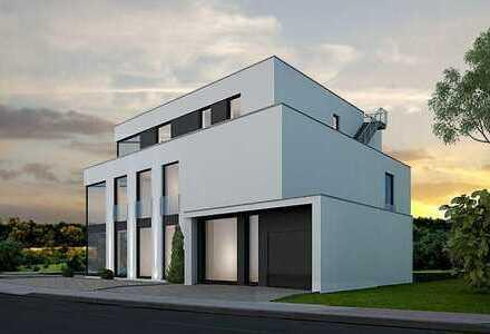 Vor den Toren von Wiesbaden und Frankfurt a.M., exklusive Neubau Büroeinheit in 65510 Idstein