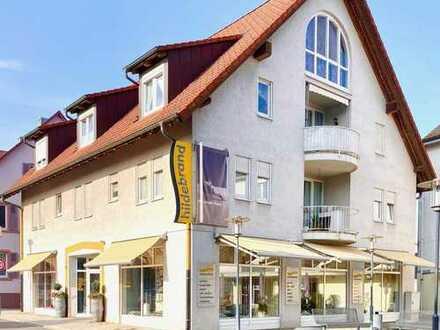 2- Zimmer - Wohnung mit Balkon mitten in Renchen zu verkaufen