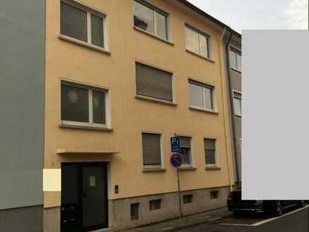 Vermietete Eigentumswohnung im Erdgeschoss