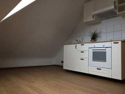 *** Dachgeschoss *** Nähe BASF *** verkehrsberuhigte Straße *** TOP Wohnung im Herzen Friesenheim **