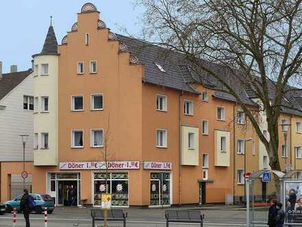 Zentral gelegene und gut aufgeteilte Wohnung für Kleinfamilie