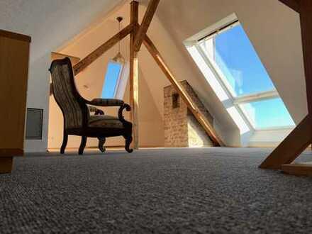 Wunderschöne 2,5-Zimmer-DG-Wohnung mit Balkon 200m vom Westfalenpark