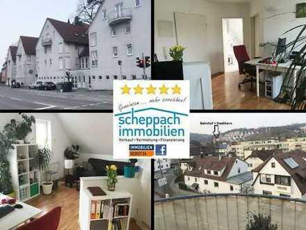 Blaustein - gepflegte DG-Wohnung inkl. TG! - gute Aufteilung - seit 6J. vermietet!