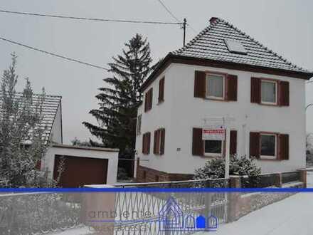 **PREISREDUKTION**Älteres Winzerhaus mit Potenzial in Randlage von Kirrweiler