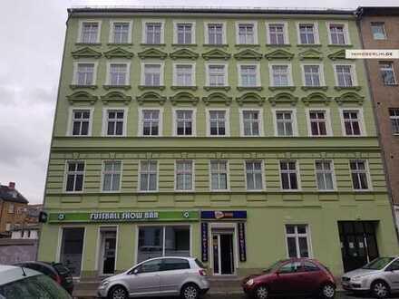 IMMOBERLIN: Geräumig, hell & ruhig - Altbauwohnung in Havelnähe