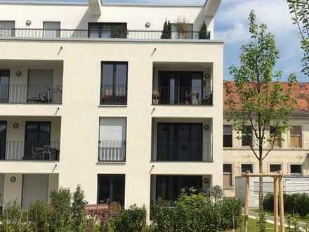 Neubau Erstbezug: 3-Zimmer-Wohnung mit Balkon in Darmstadt