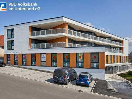 VBU Immobilien - Erstbezug, barrierefreie Mietwohnung