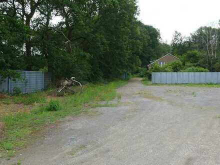 Grundstücksflächen in Bocholt -Biemenhorst -zu verkaufen-
