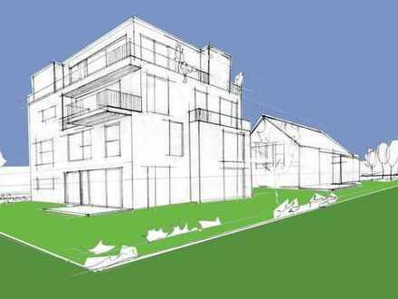 Grün, Ruhig, Zentral: Neubau-4-Zimmer-Wohnung mit 2 Terrassen