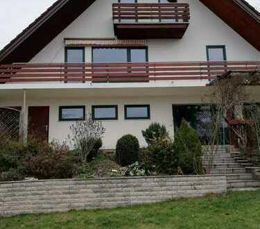 Individuelles Haus in Donauwörth am Schellenberg/Südhang mit fantastischen Fernblick