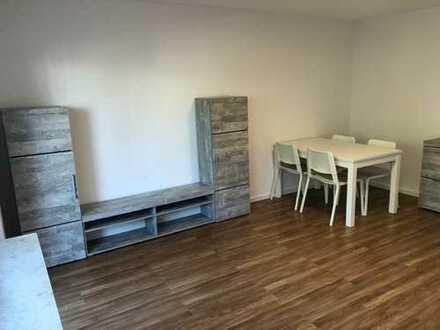 Modern renovierte möblierte 2-Zimmer Wohnung mit Balkon und Einbauküche