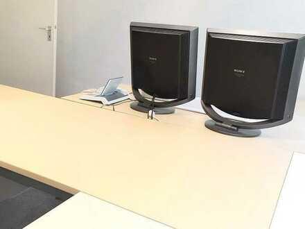 Bürofläche zu vermieten - 77qm - helle Räume - ruhige zentrale Lage