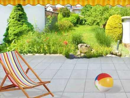 Großkrotzenburg: Ihr Lebensraum - Doppelhaushälfte mit herrlichem Garten, großer Terrasse und Garage
