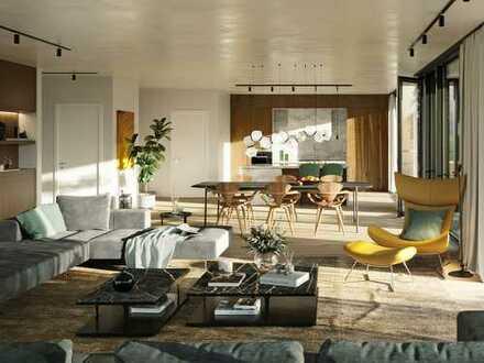 LIVING THE NEXT LEVEL: Innovative 2-Zimmer-Wohnung in einzigartiger Lage