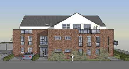 Olfen: Neue Erdgeschosswohnung mit moderner Ausstattung, Garten und Terrasse in zentraler Lage!
