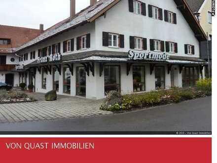 Traditionsreiches Ladengeschäft in Top-Lage von Bad Wörishofen