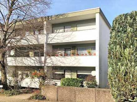 Freiwerdende 2-Zi.-Eigentumswohnung mit 2 Balkonen in Dossenheim