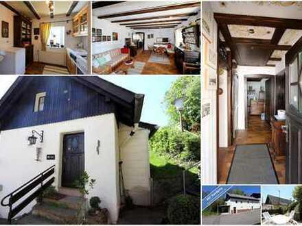 Kleines Einfamilienhaus mit großem, bebaubaren Gartengrundstück - Baugenehmigung liegt vor