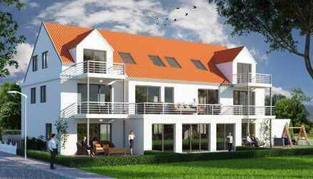 Sehr schöne 4 Zimmer Neubau Dachwohnung