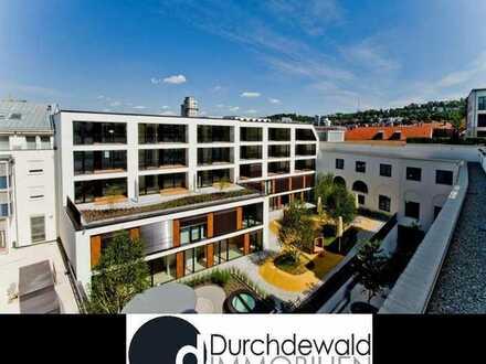 Neuwertige 3-Zimmer City-Wohnung in Stuttgart-Mitte