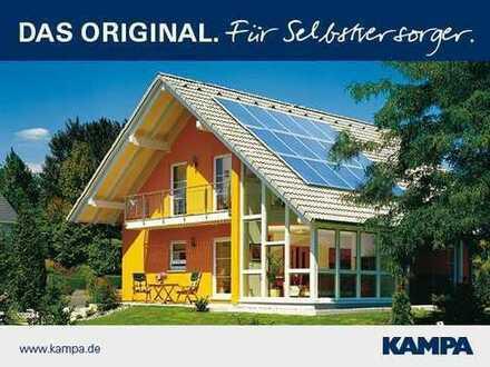 Ihr individuell geplantes Traumhaus von KAMPA