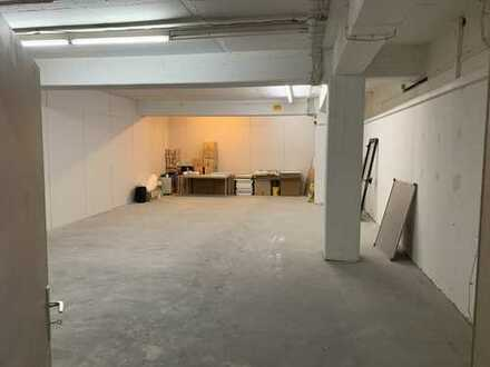 Lager / Abstellraum + kleines Büro