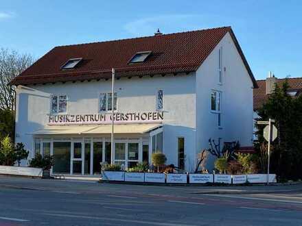 TOP GEWERBEOBJEKT in Gersthofen - neben Schulzentrum - VIELE NUTZUNGSMÖGLICHKEITEN!!