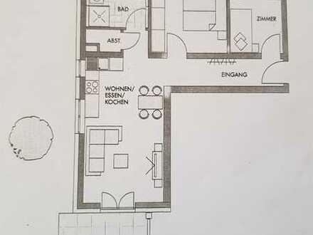 Stilvolle, neuwertige 3-Zimmer-Wohnung mit Einbauküche in Tuttlingen