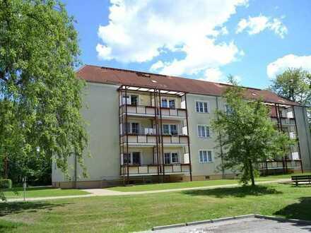 Junge Familie mit Kind willkommen - 3-Raum-Wohnung mit Balkon