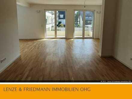 Dellbrück - letzte 3-Zimmer-Neubauwohnung in zentraler Lage 110m²