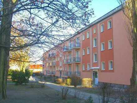 2-Zimmer Wohnung mit Balkon und Küche in Frankfurt (Oder) - Nord