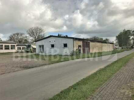 Lager - Werkstatt - Büro - verkehrsgünstige Lage