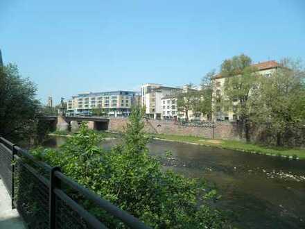 günstige und einfach ausgestattete 2-Zi - Wohnung an der Enz gelegen, Schelmenturmstr.9