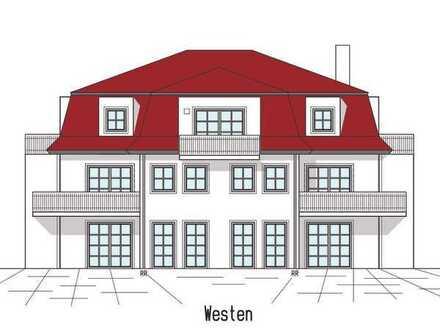 Erstbezug: Luxuriöse 3 ZKB OG-Wohnung in Mehrfamilienhaus bezugsfertig ab September 2021
