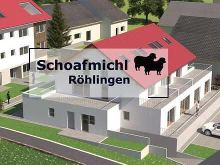 Senioren-WG mit Terrasse im Herzen von Röhlingen