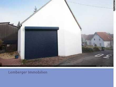 Lagerhaus für Handwerker oder Umbau zum Wohnhaus