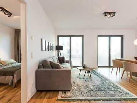 ++NEU++ 5 Zimmer Neubau-Residence mit 2 Bädern und großzügiger Loggia