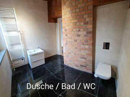 Ein Zimmer mit Wasser und Wald Zugang, für die Altersklasse ab 40 zu vermieten