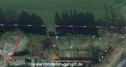 Bahnhof Reken - Baugrundstück ca. 714 m²