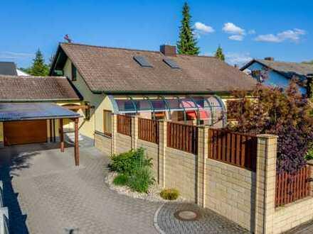EINZIGARTIGES Einfamilienhaus mit Traumgarten