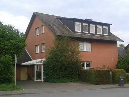 Gepflegte 4-Zimmer-Wohnung mit Terrasse und Balkon in Havixbeck
