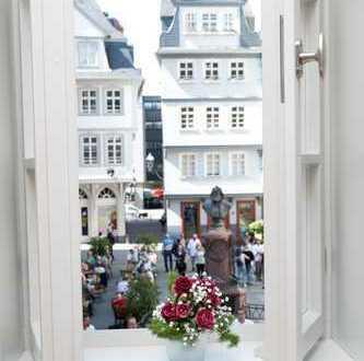Das Original in der Altstadt, 3 - Zimmer Whg im roten Haus am Hühnermarkt - Bestlage!