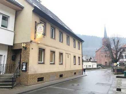 Restaurant mit Pension in Elmstein/Pfälzer Wald