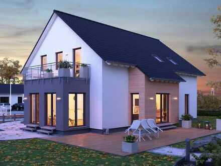 Das passende Haus für die kleine Familie mit schönem Grundstück!