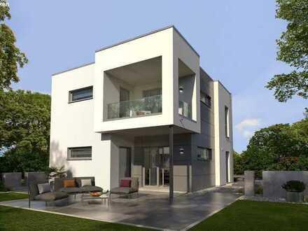 Viel Raum im Bauhausstil