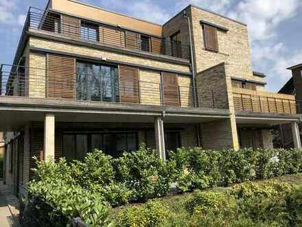 3-Zimmer Erdgeschosswohnung mit sonniger Terrasse