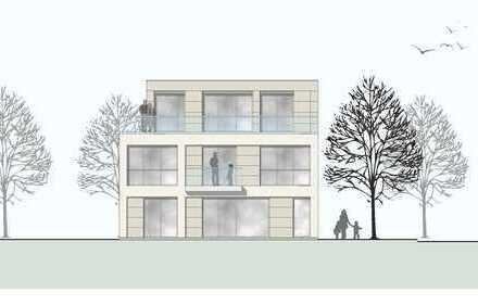 Neubau Erstbezug: attraktive 4 Zimmer-Maisonette- Wohnung mit großer Dachterrasse im Groner Altdorf