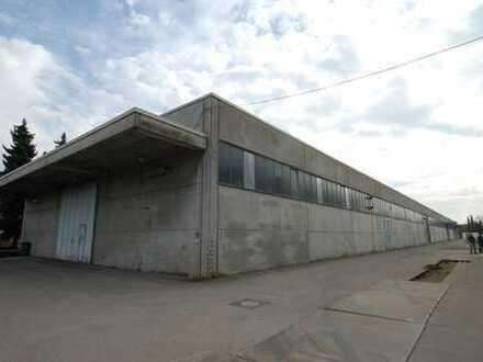 3 Hallen (ca. 3759 m² Nutzfl.) mit 9577 m² Grundstück